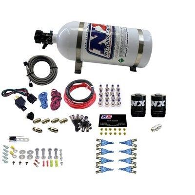 Zestaw nitro SOFTLINE DIRECT PORT (50-300HP) 4.5L - GRUBYGARAGE - Sklep Tuningowy